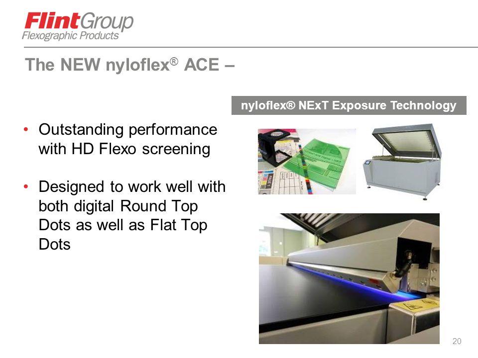 nyloflex® NExT Exposure Technology