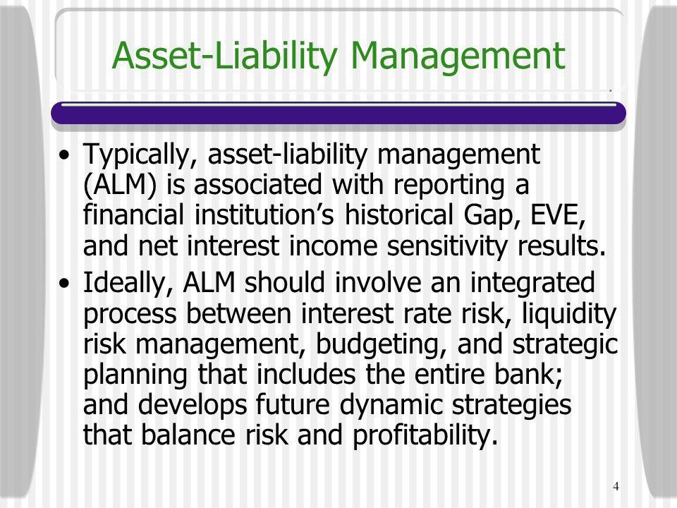 Asset-Liability Management