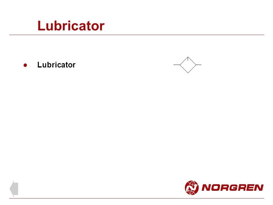 Lubricator Lubricator