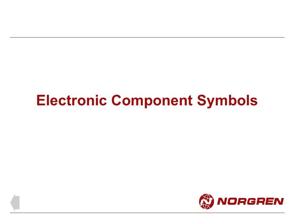 Electronic Component Symbols