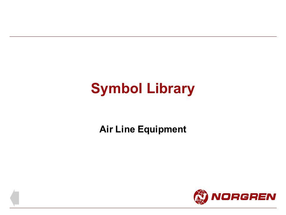 Symbol Library Air Line Equipment
