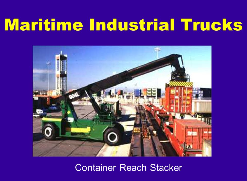 Maritime Industrial Trucks