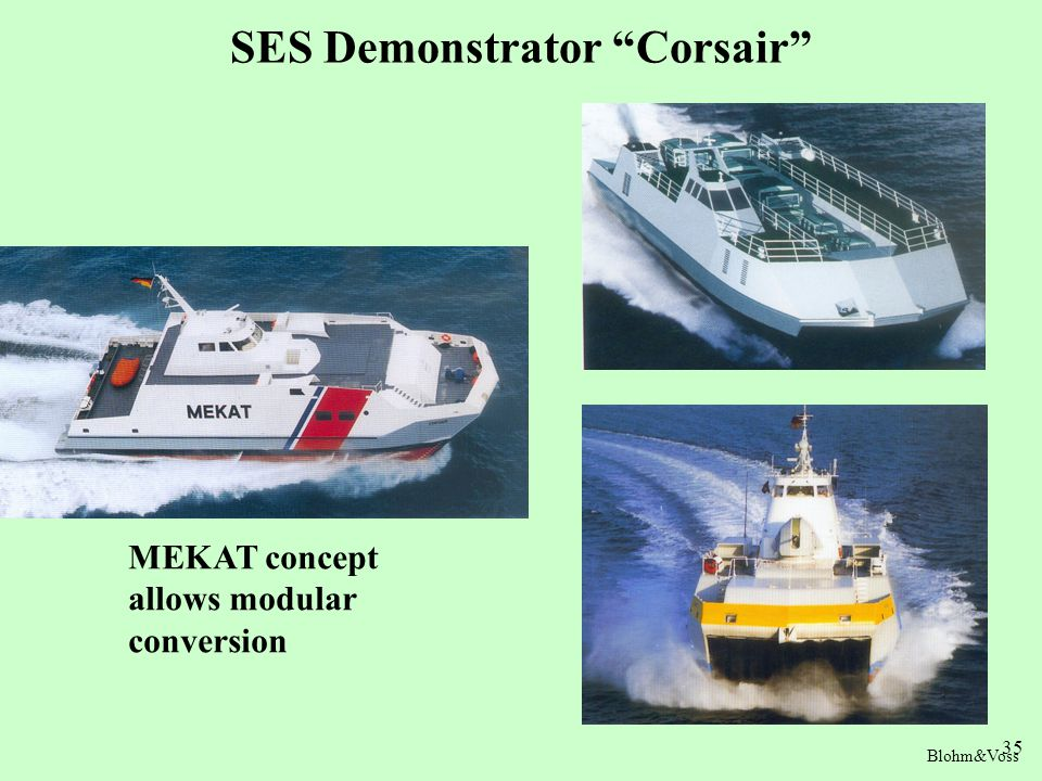 SES Demonstrator Corsair