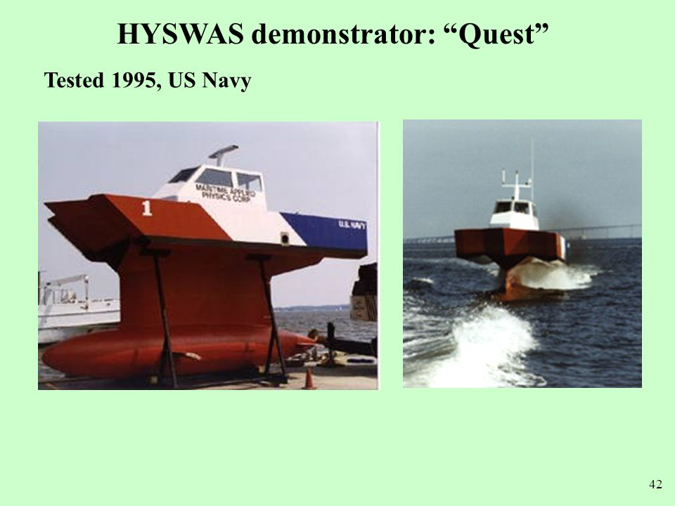 HYSWAS demonstrator: Quest