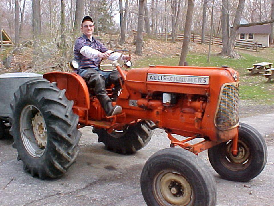 Farmer Andy