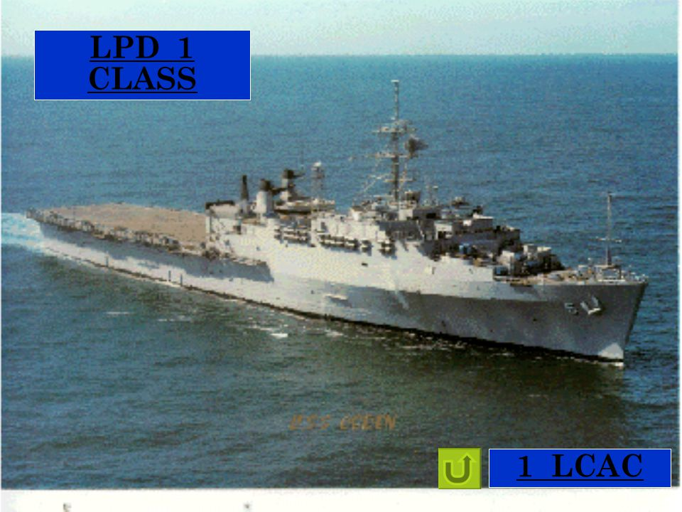 LPD 1 CLASS 1 LCAC emergency haven 1 LCAC