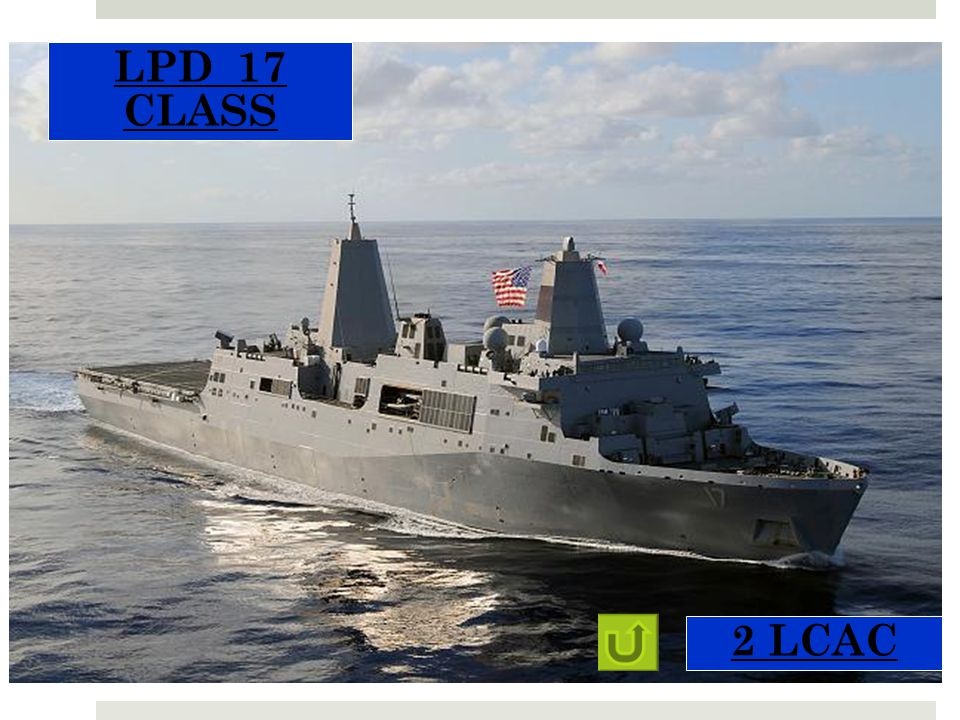 LPD 17 CLASS 1 LCAC emergency haven 2 LCAC