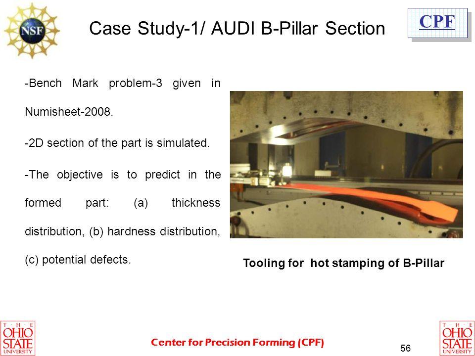 Case Study-1/ AUDI B-Pillar Section
