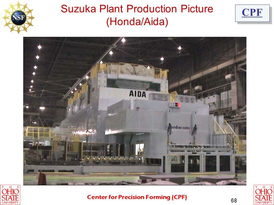 Suzuka Plant Production Picture