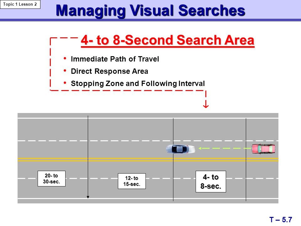 Managing Visual Searches