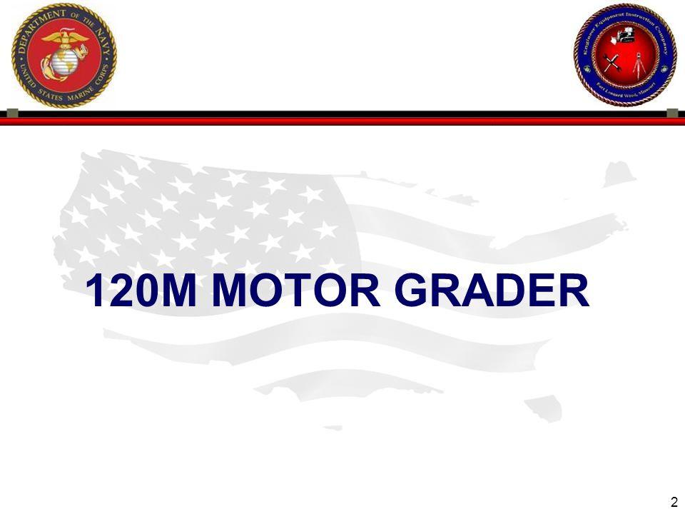 120M MOTOR Grader