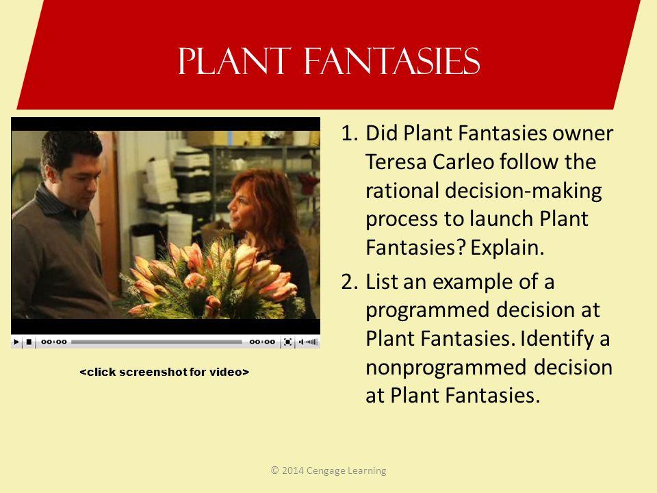 Plant Fantasies