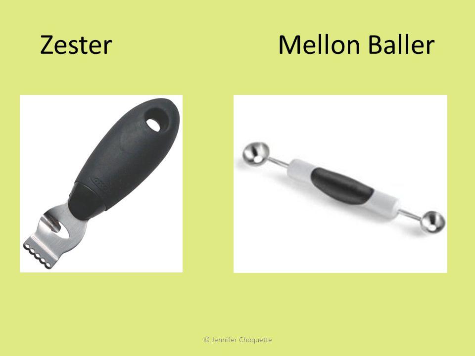 Zester Mellon Baller © Jennifer Choquette