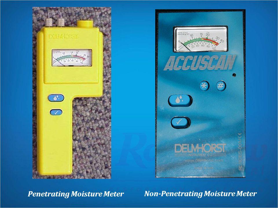 Penetrating Moisture Meter
