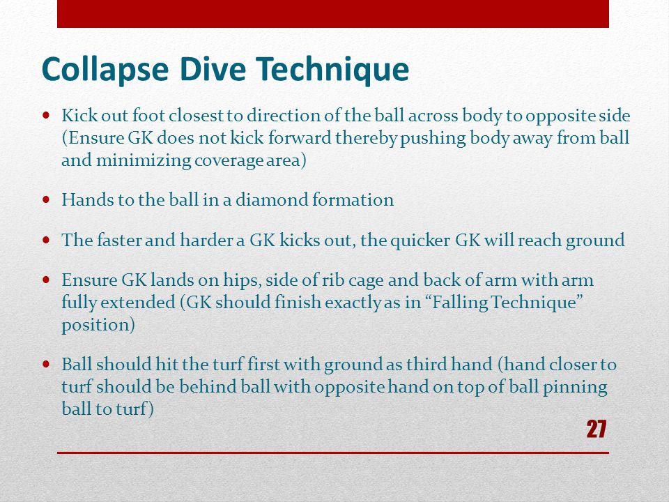 Collapse Dive Technique
