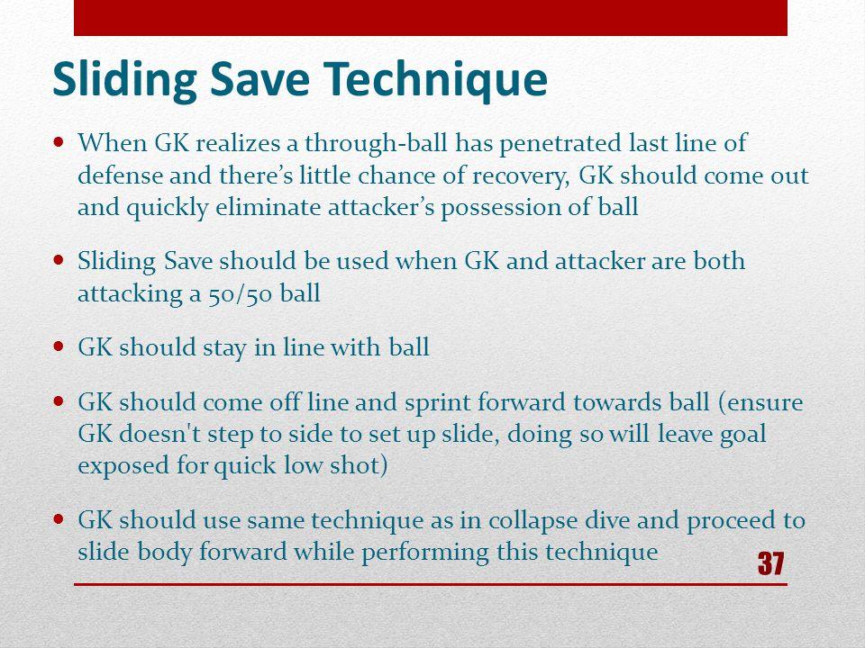 Sliding Save Technique