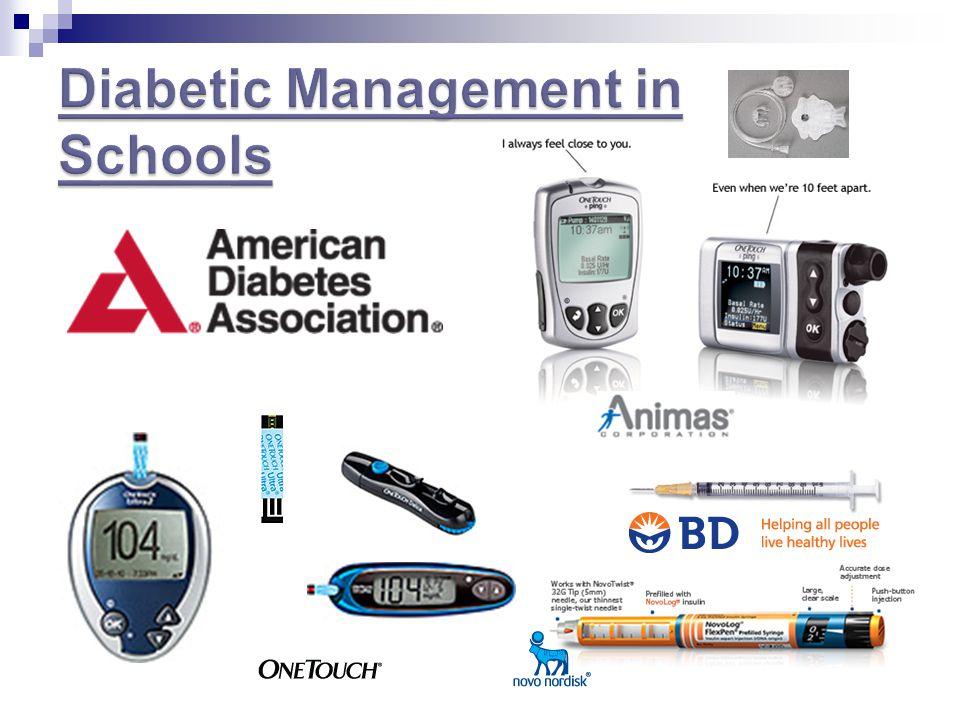 Diabetic Management in Schools