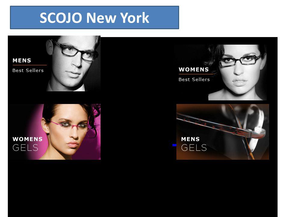 SCOJO New York +3.00 Reading Glasses