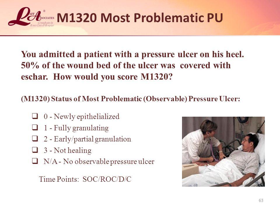 M1320 Most Problematic PU