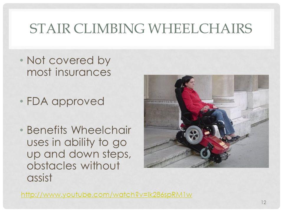 Stair Climbing Wheelchairs