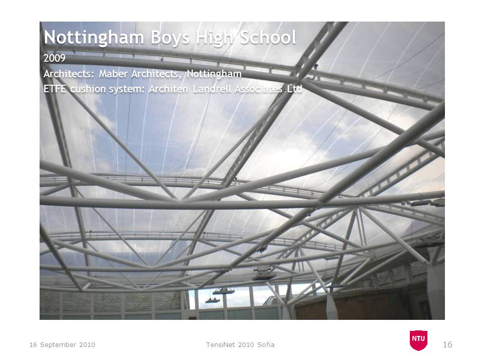 Nottingham Boys High School