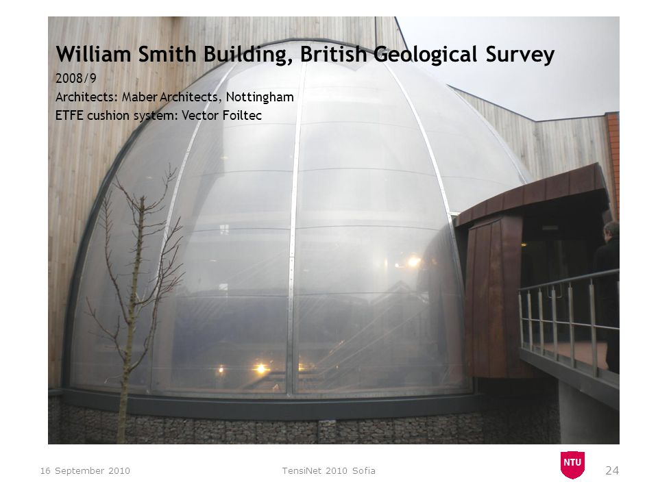 William Smith Building, British Geological Survey