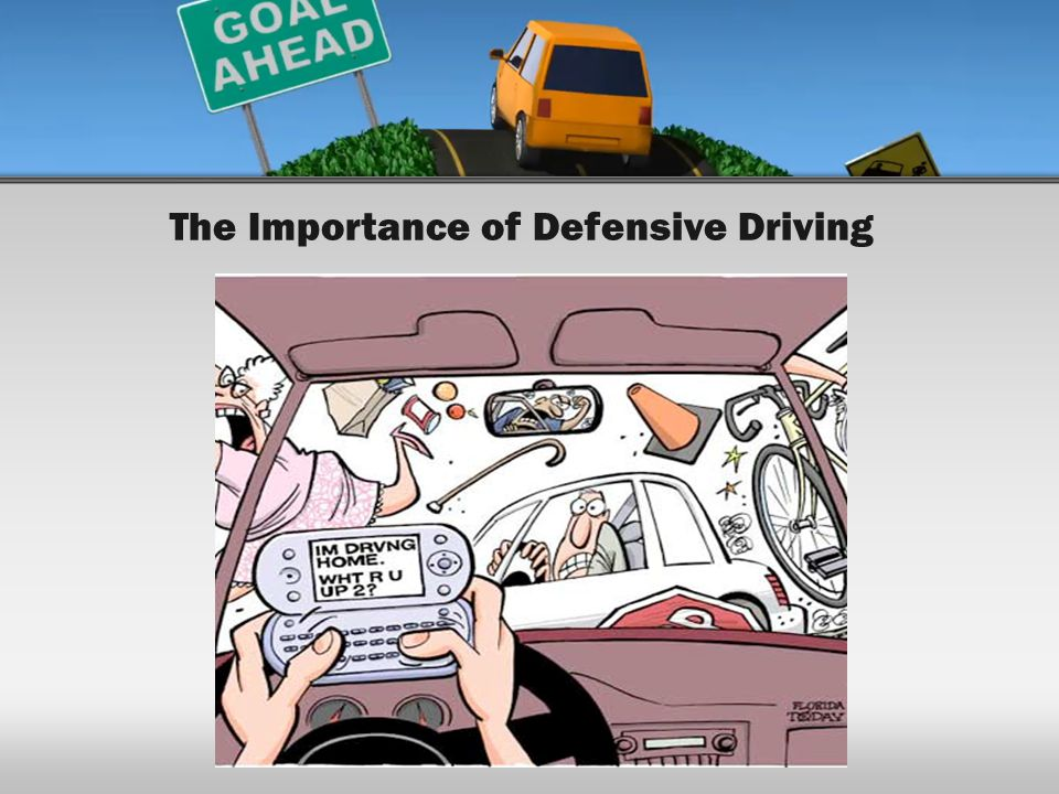 The Importance of Defensive Driving