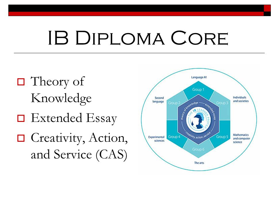 IB Diploma Core Theory of Knowledge Extended Essay
