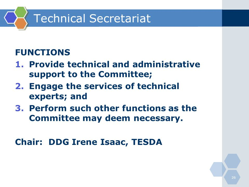 Technical Secretariat