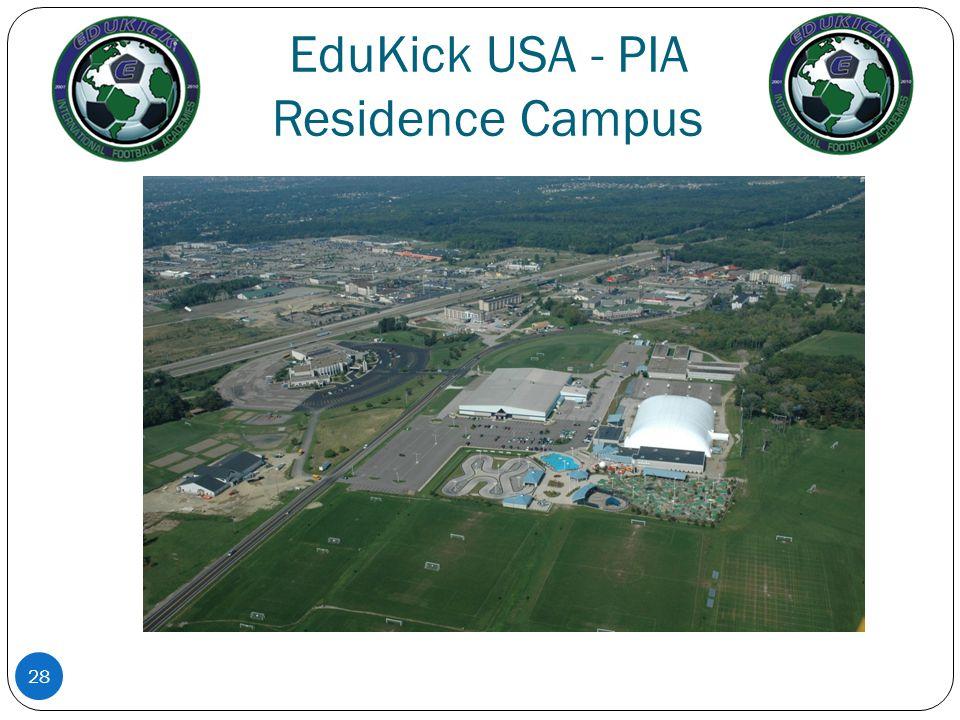EduKick USA - PIA Residence Campus