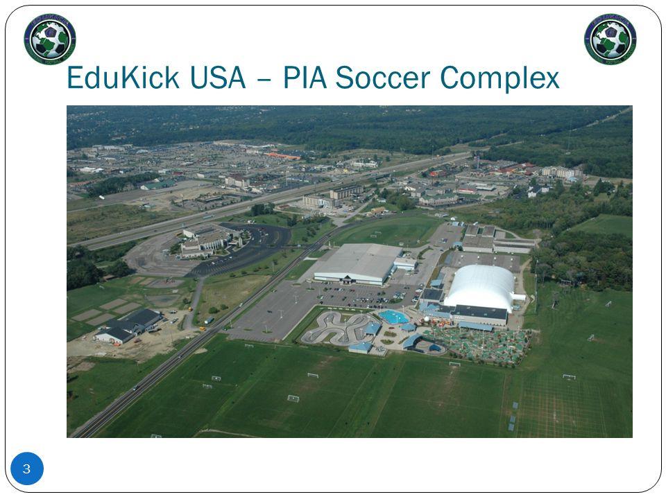 EduKick USA – PIA Soccer Complex