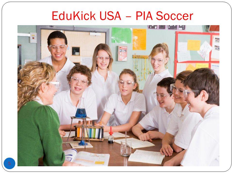 EduKick USA – PIA Soccer