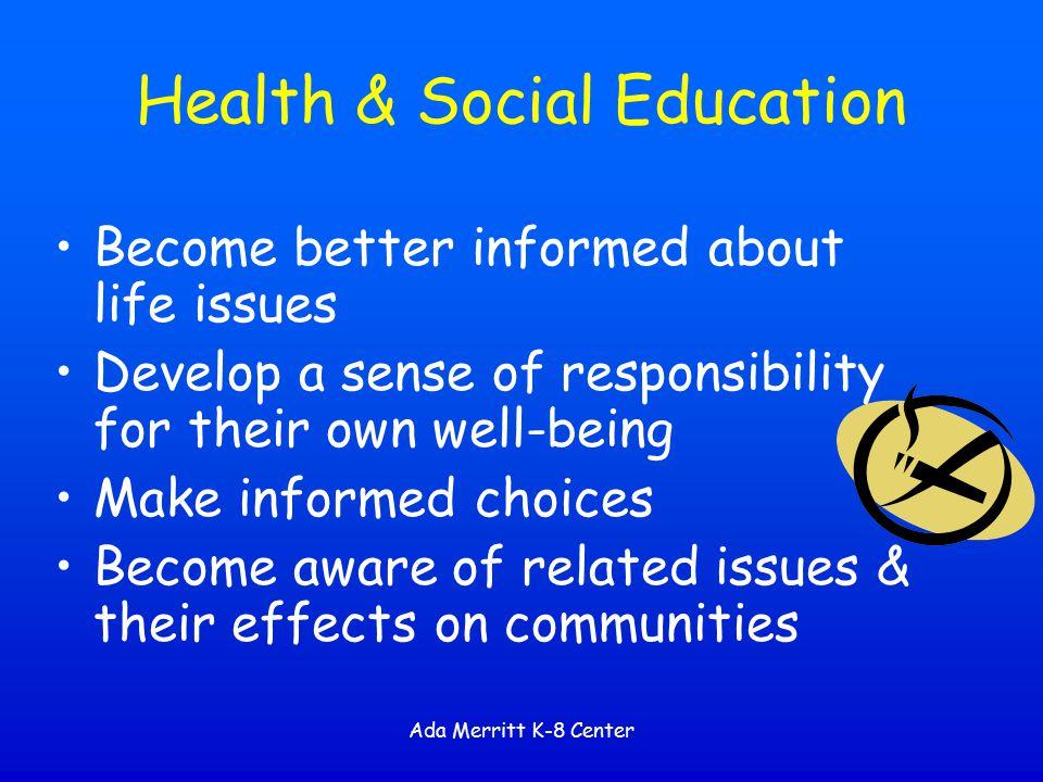 Health & Social Education