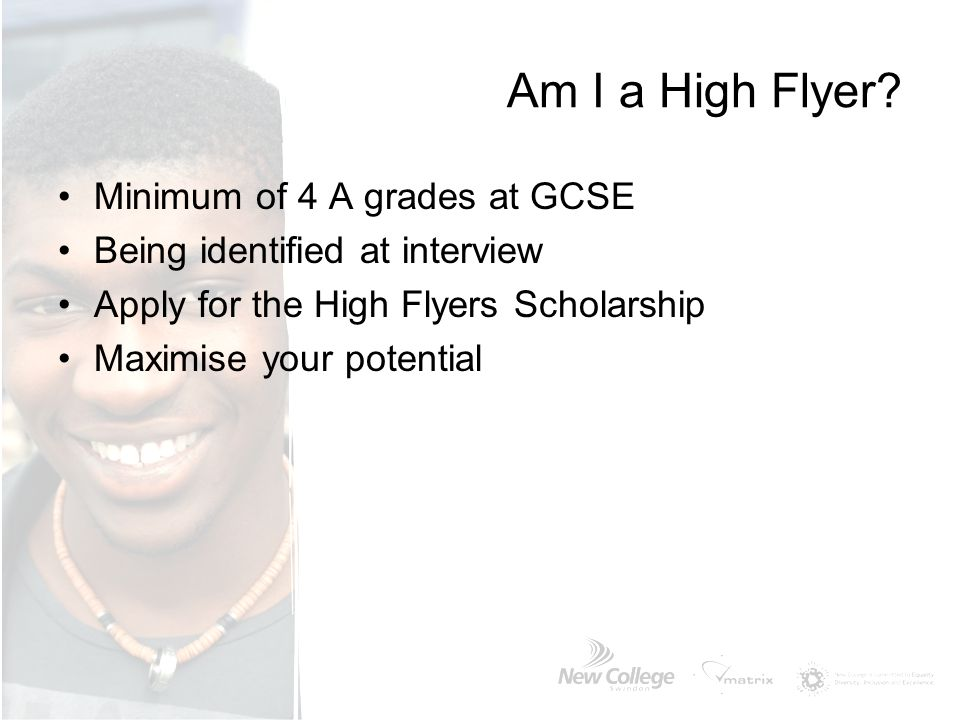 Am I a High Flyer Minimum of 4 A grades at GCSE