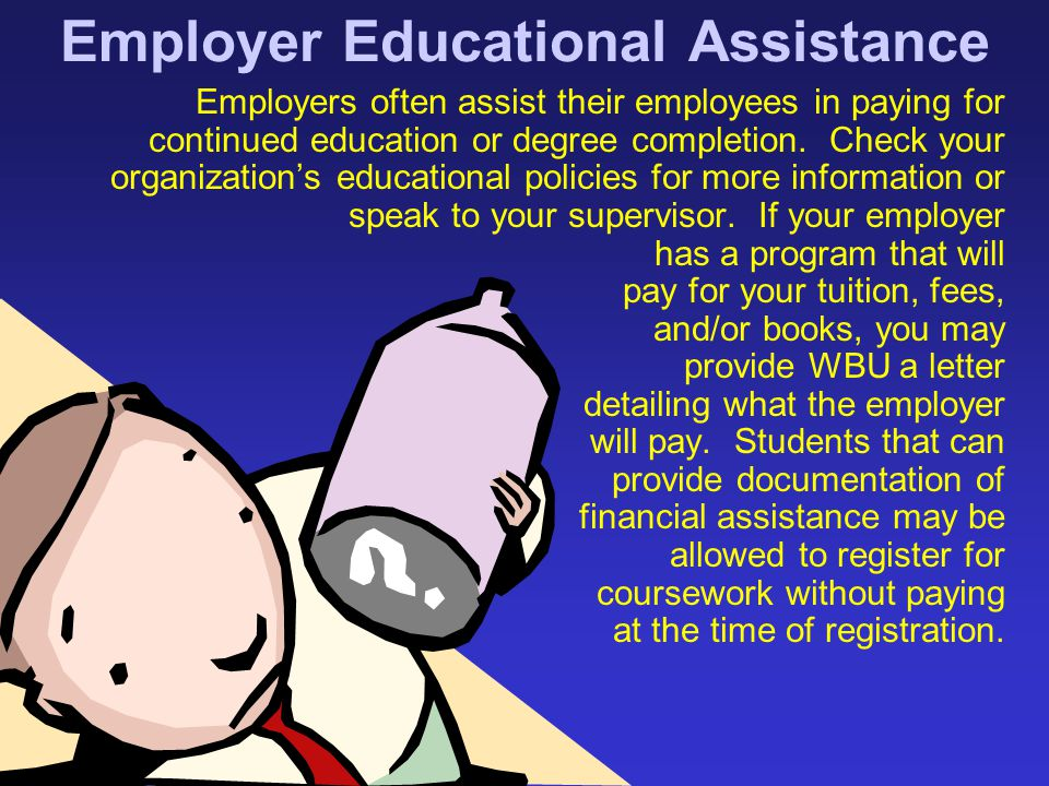 Employer Educational Assistance