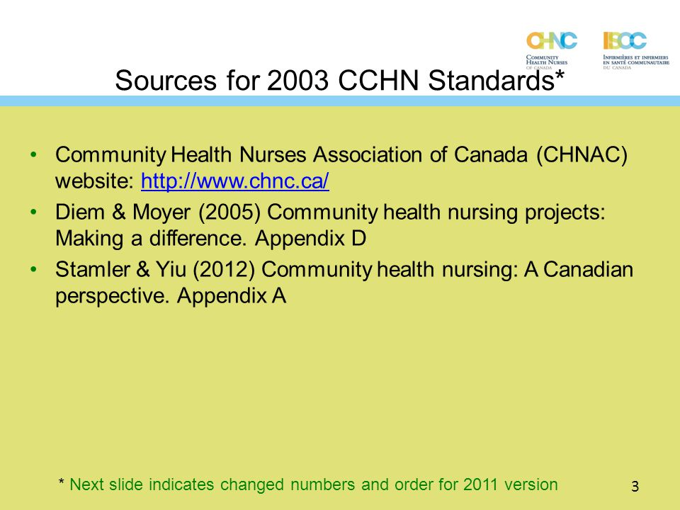 community health nursing in canada pdf
