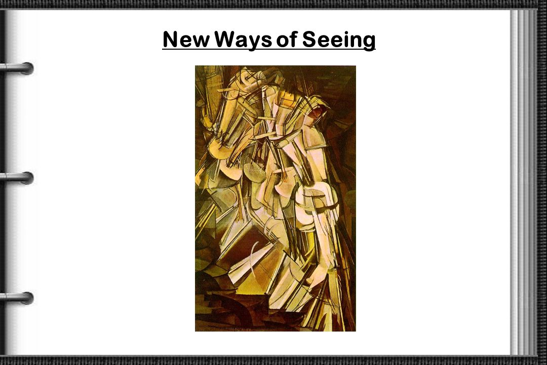 New Ways of Seeing