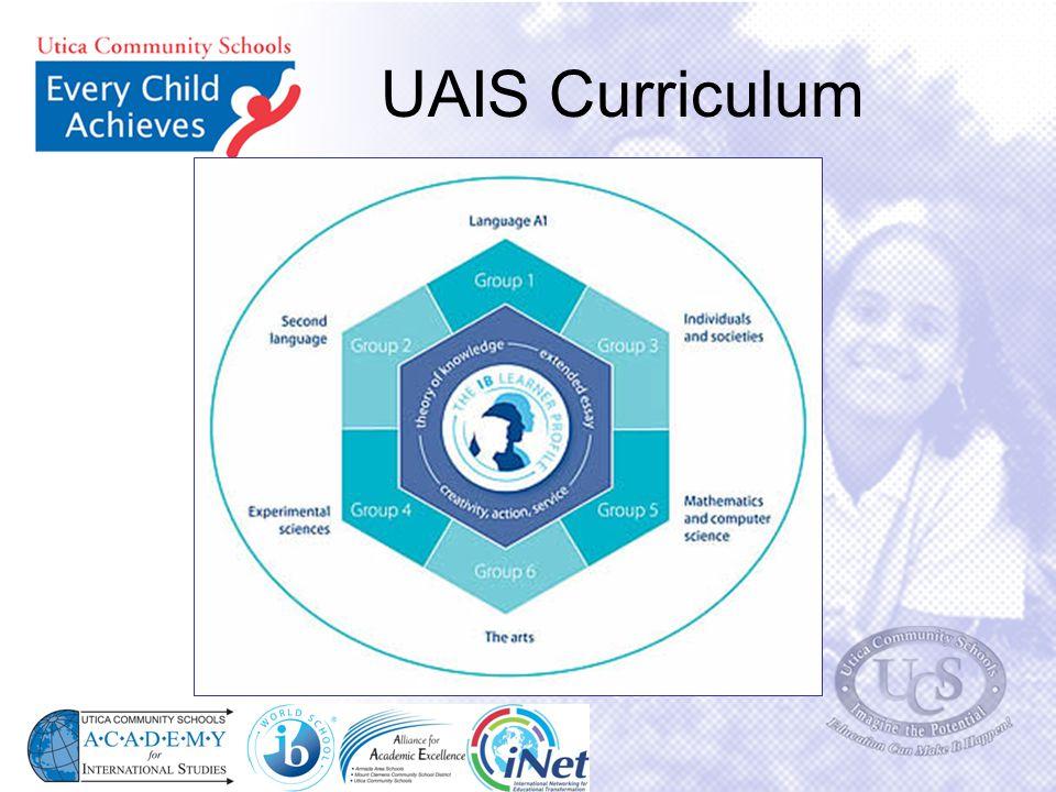 UAIS Curriculum