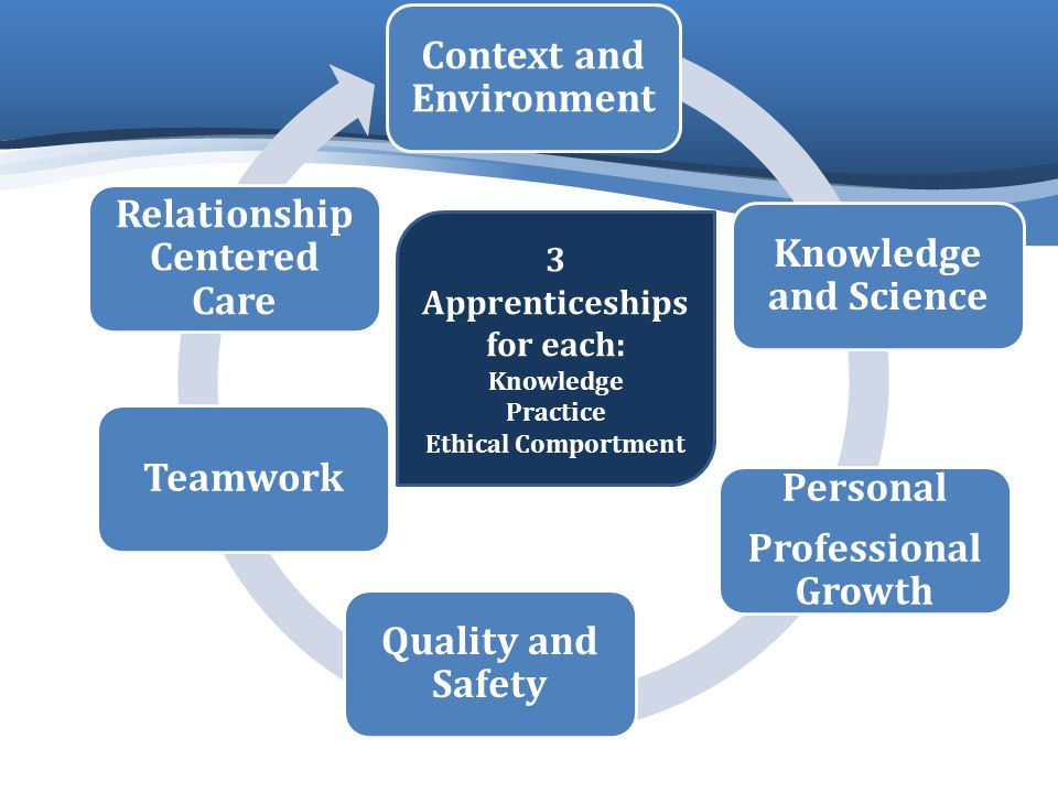 Context and Environment Relationship Centered Care