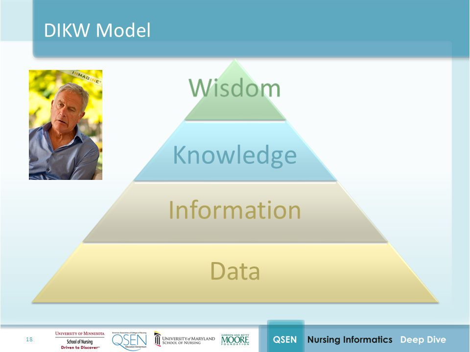Wisdom Knowledge Information Data DIKW Model Wisdom