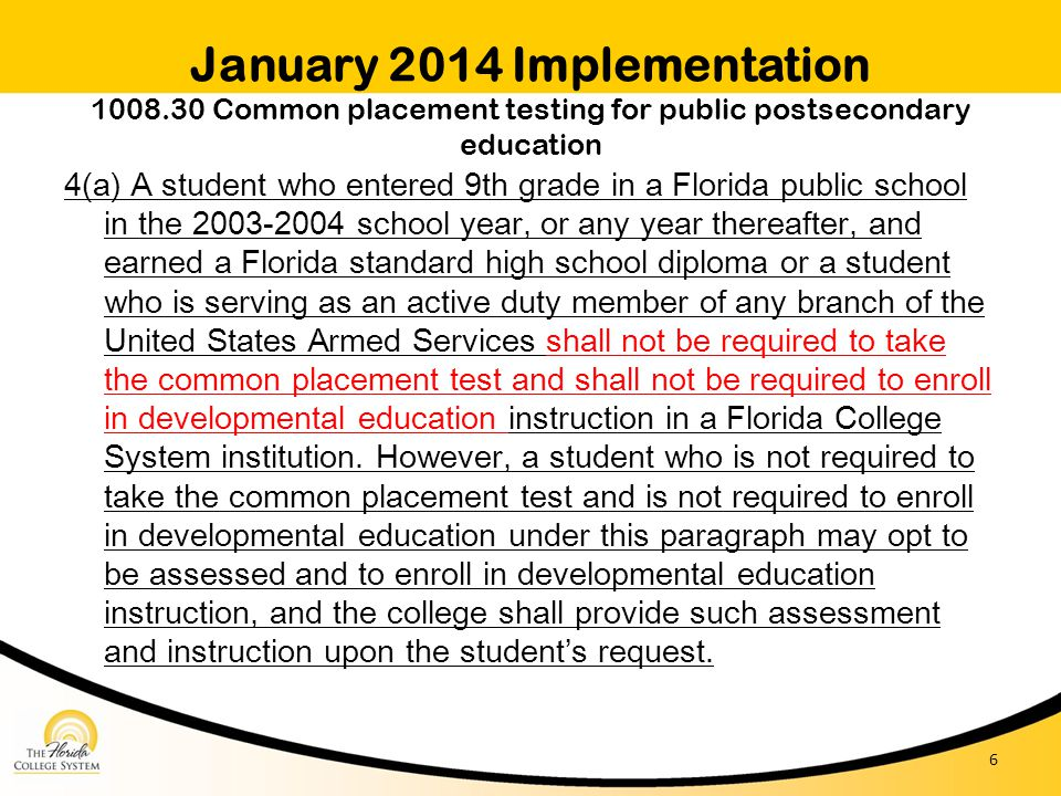 January 2014 Implementation 1008