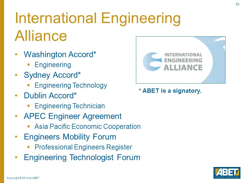 International Engineering Alliance