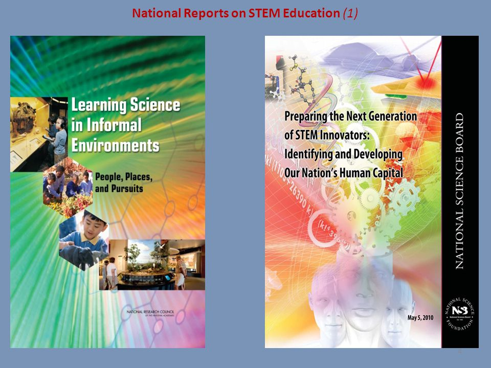 National Reports on STEM Education (1)