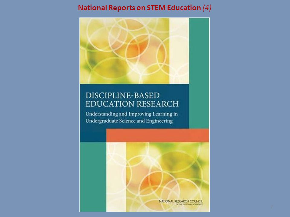 National Reports on STEM Education (4)