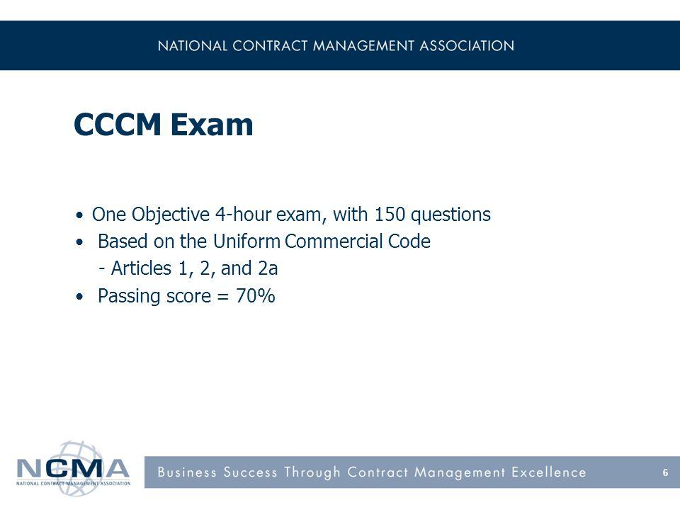 CCCM Prerequisites Academic Continuing Professional Education