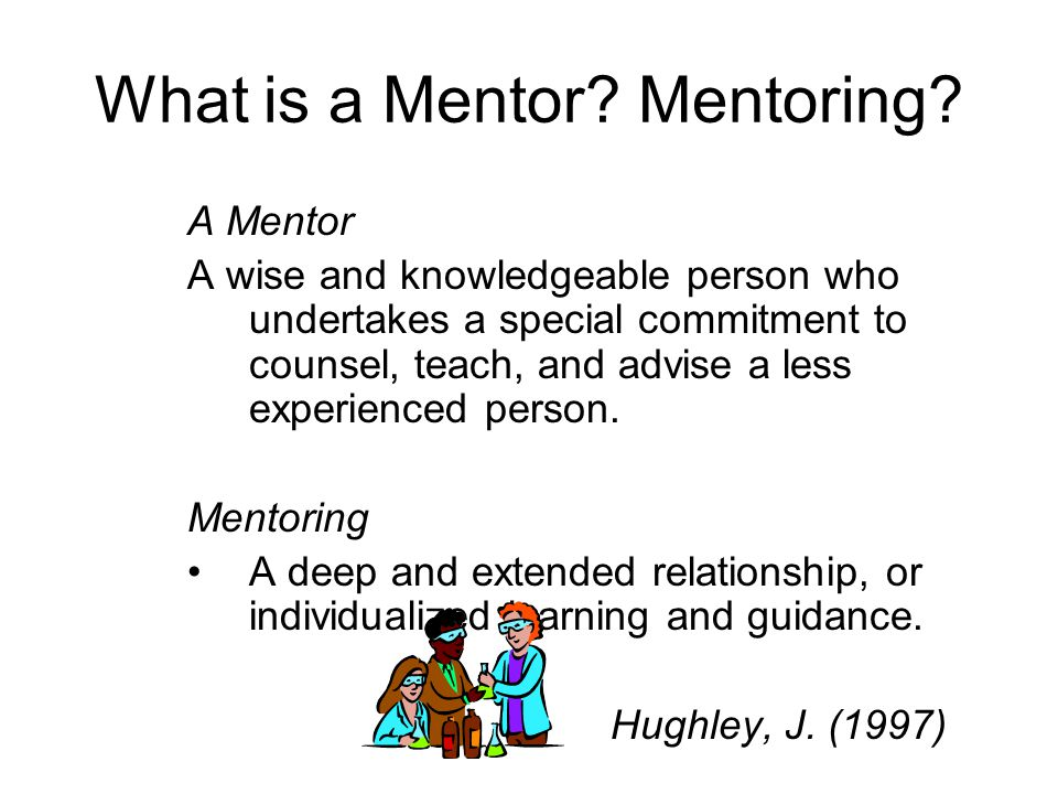 What is a Mentor Mentoring