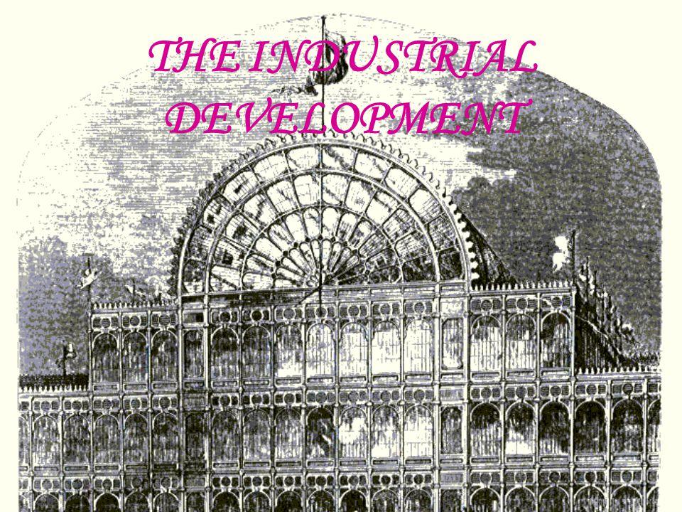 THE INDUSTRIAL DEVELOPMENT