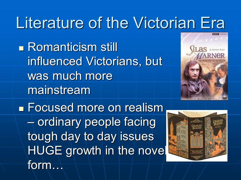 Literature of the Victorian Era