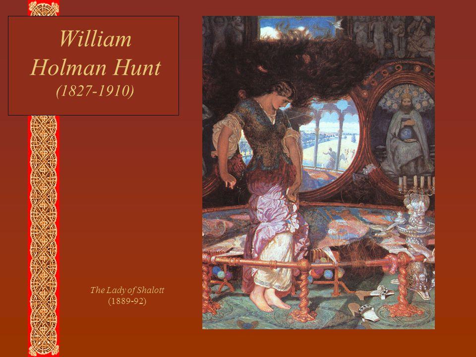 William Holman Hunt (1827-1910)