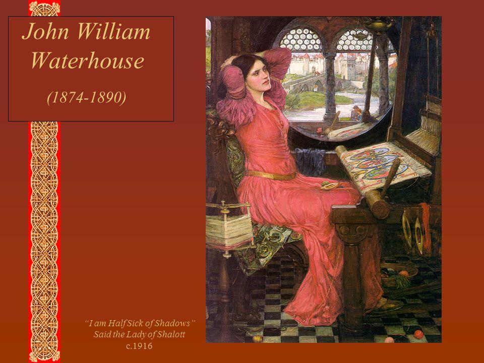 John William Waterhouse (1874-1890)